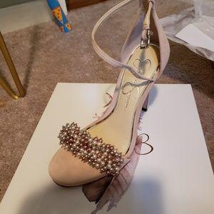 Jessica Simpson Heels Sz 6.5
